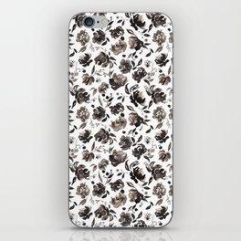 Winter blossom iPhone Skin