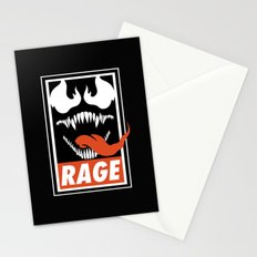 Rage. Stationery Cards