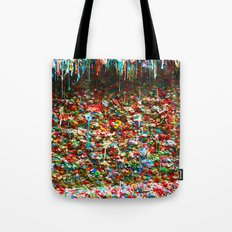 Sticky Love Tote Bag