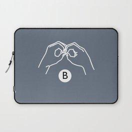 B Laptop Sleeve
