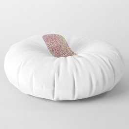 Nobbly-Blobby (nothing's perfect) Floor Pillow