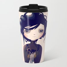Edward Metal Travel Mug