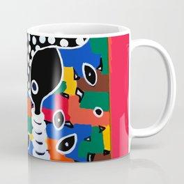 When the Wrap is Fierce Coffee Mug