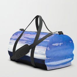 Blue Sunset Duffle Bag