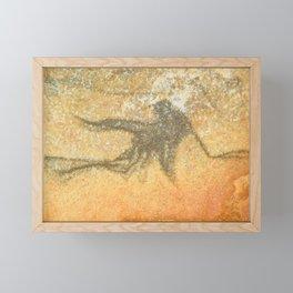 Natures Rock Art 1 Framed Mini Art Print