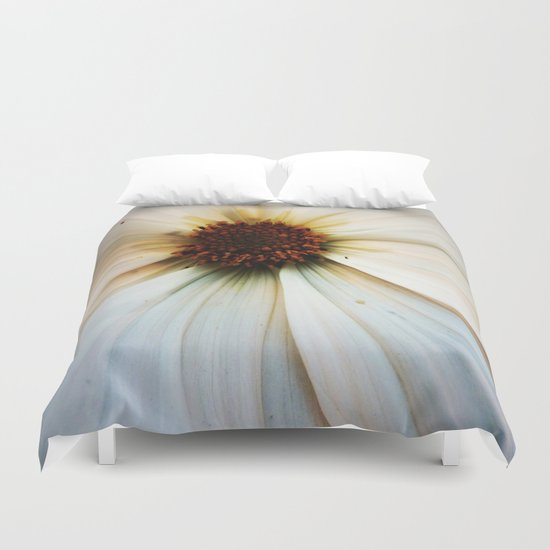 Gaïa (with a little ant) Duvet Cover
