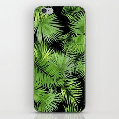 Palm Pattern iPhone & iPod Skin