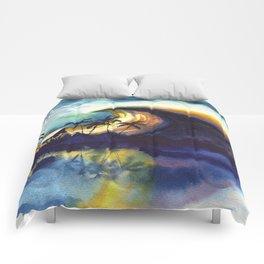 Storm ridge Reef Comforters