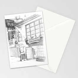 Dempsey's Pub Stationery Cards