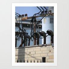 function junction  Art Print