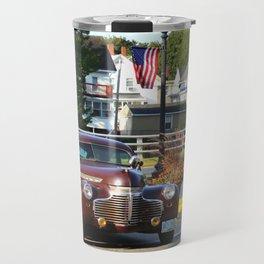 Classic Automobile Travel Mug