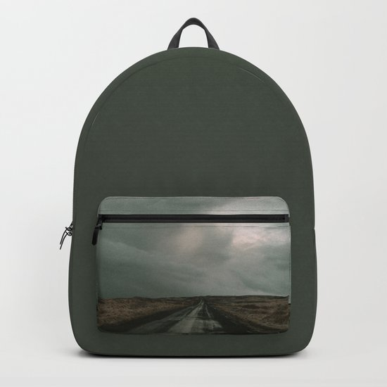 Miles to Go x Iceland Road Backpack