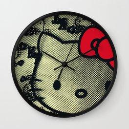 hello kity Wall Clock