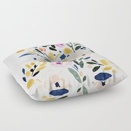 Sierra Floral Floor Pillow