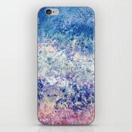 Twilight Tides - Abstract Art iPhone Skin