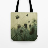 dark souls Tote Bags featuring Lost Souls by Olivia Joy StClaire