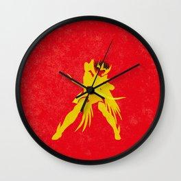 Sagittarius Seiya Wall Clock