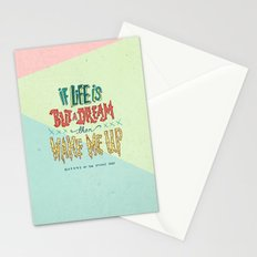 Queens of the Stone Age Stationery Cards