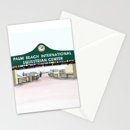 Palm Beach Equestrian Center Stationery Cards