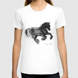 Horse (Devil cantering) T-shirt