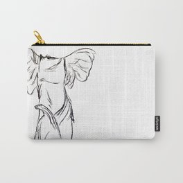 Winged Victory 2 Carry-All Pouch