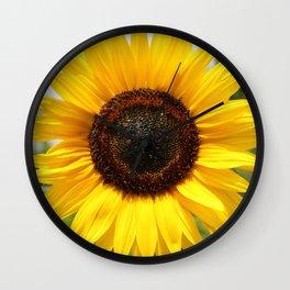 The Sun at Giverny Wall Clock