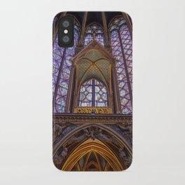 Sainte Chapelle - Paris iPhone Case