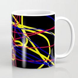 Colorful 2000 - Red Blue Yellow Coffee Mug