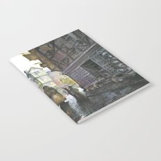 Diagon Alley Notebook