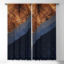 Michigan Man Blackout Curtain