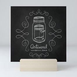 Artisanal Mason Jar Mini Art Print