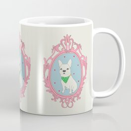 Lovely French Bull dog Frame series Coffee Mug