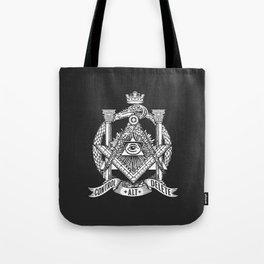 Secret Society Tote Bag