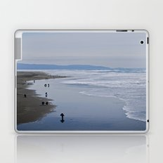 Cold Beach Laptop & iPad Skin