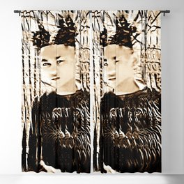 Youth of Tomorrow: Prince Titian 01-02 Blackout Curtain