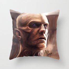 Gladiator Quintus Throw Pillow