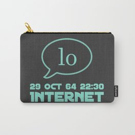 The Internet 50 - 29 Oct 69 Carry-All Pouch