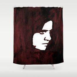 Wait for me Shower Curtain