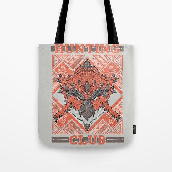 Hunting Club: Rathalos Tote Bag