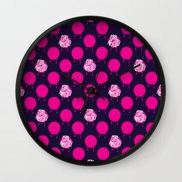 Girl Almighty Wall Clock