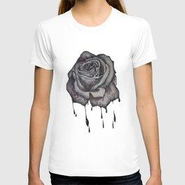 Dripping Rose T-shirt