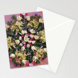 June Nature Mandala Stationery Cards
