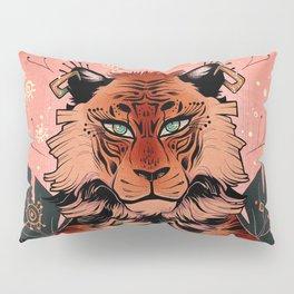 Eye of the tiger Pillow Sham