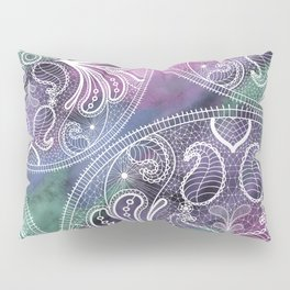 Mandala lace Pillow Sham