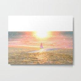 Sail dream Metal Print