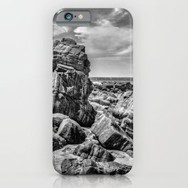 Big Rocks at Praia Malhada Jericoacoara Brazil iPhone Case