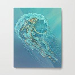 .Jelly Masquerade. Metal Print
