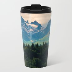 Escaping from woodland heights Travel Mug