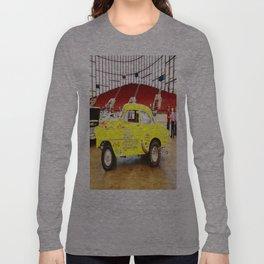 Yellow Roadster Long Sleeve T-shirt