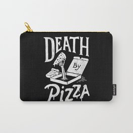 Death by Pizza Carry-All Pouch